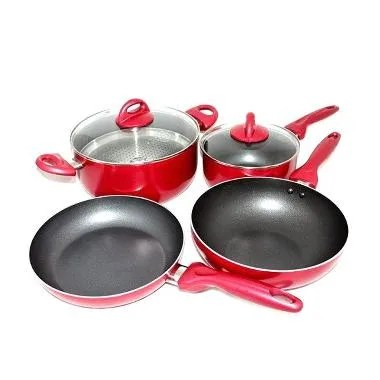 Supra Rosemary Cookware Panci Set [7 pcs]