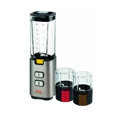 Tefal BL142A42 Fruit Sensation Mini Blender [Click and Taste]