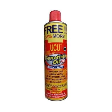 UCU Multi-Purpose Penetrating Oil - ...  Karat Serbaguna [550 mL]