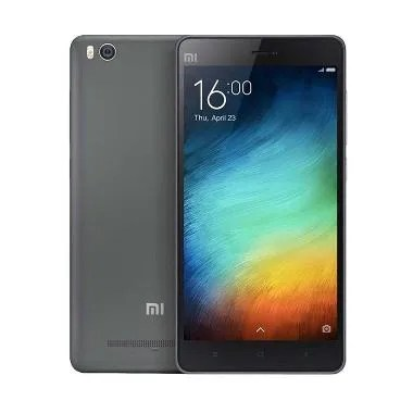 Xiaomi MI 4C Smartphone - Black [16GB/ 2GB]