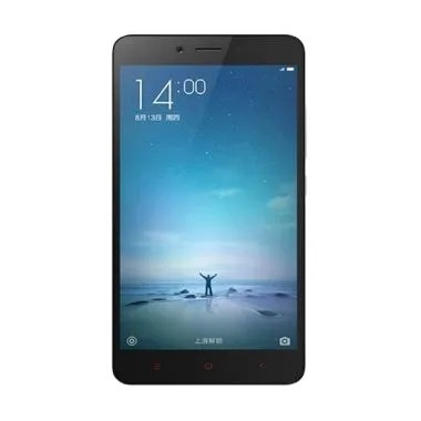 Xiaomi Redmi Note 2 Smartphone - Black [16 GB/2 GB]