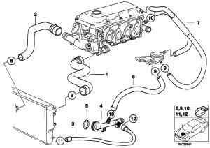 Bmw e46 316i engine diagram