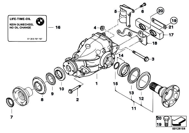 Service manual [Diagram For A 2005 Bmw 330 Swingarm