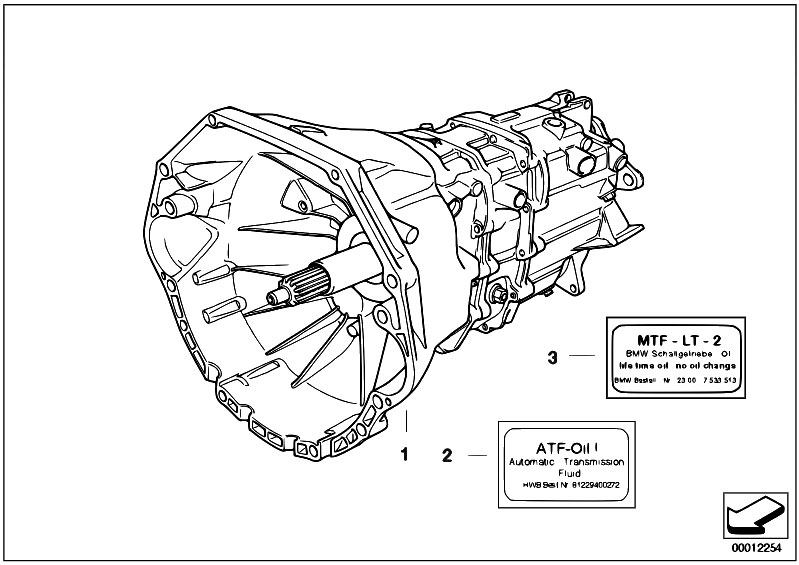Service manual [2002 Bmw M3 Transmission Line Diagram Pdf