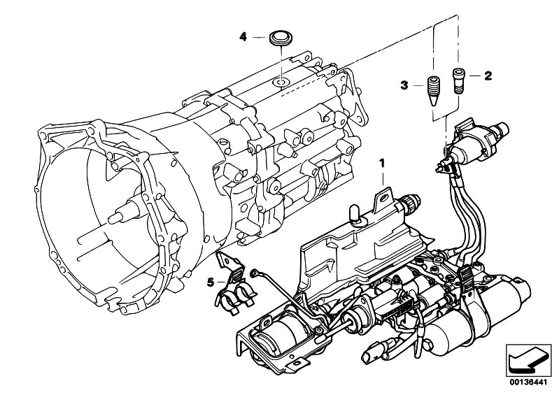 E46 Transmission Diagram Bmw 318i Engine Diagram E46
