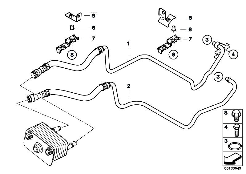 Bmw Z4 Engine Partment Diagram, Bmw, Free Engine Image For