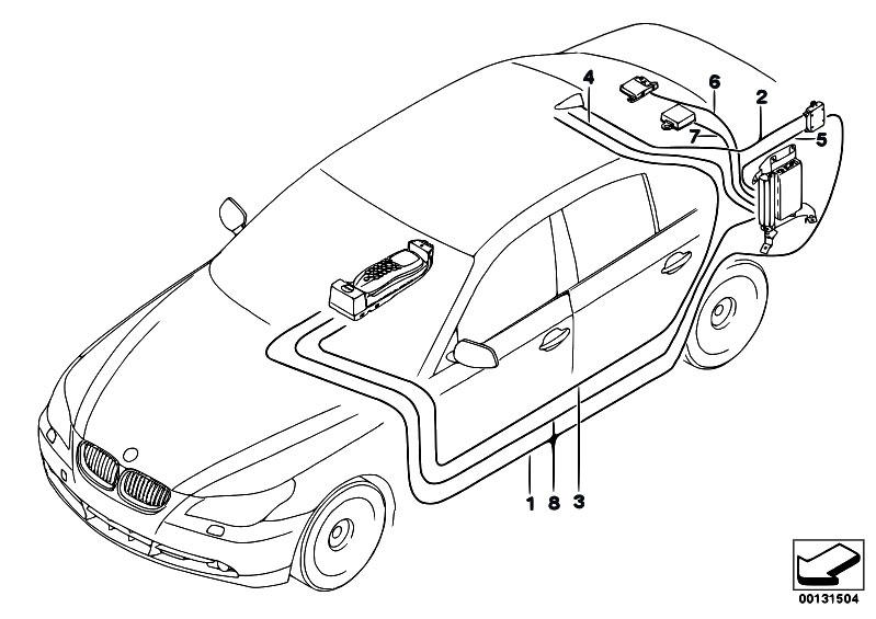 Bmw Tcu Wiring Diagram