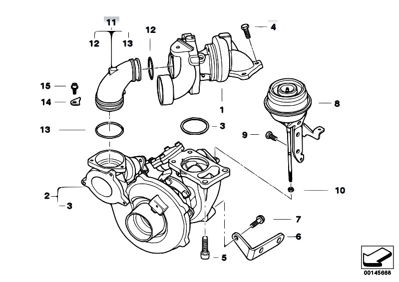 Motorcycle Turbocharger Diagram, Motorcycle, Free Engine