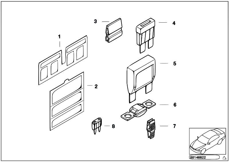 Original Parts for E93 330d N57 Cabrio / Vehicle