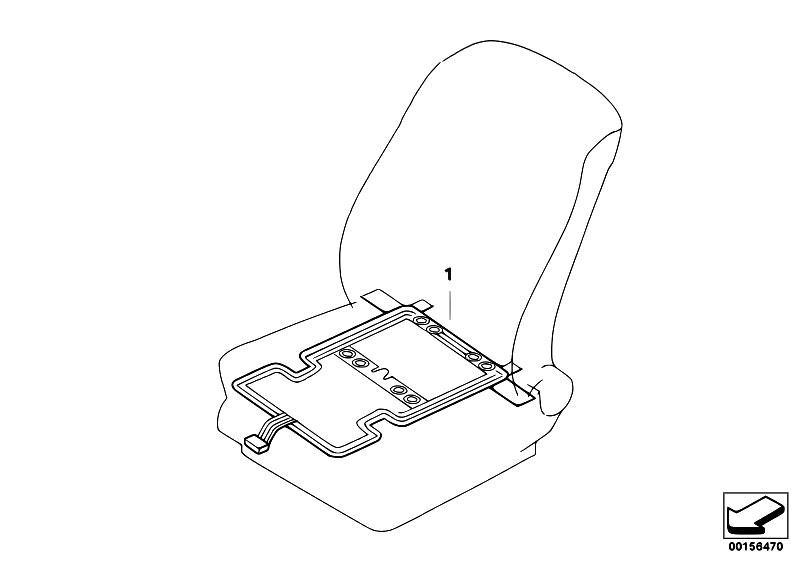 Original Parts for E70 X5 4.8i N62N SAV / Audio Navigation