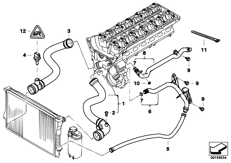 F150 5 4 Engine Cooling System Diagram 98 Ford F150 Fuse