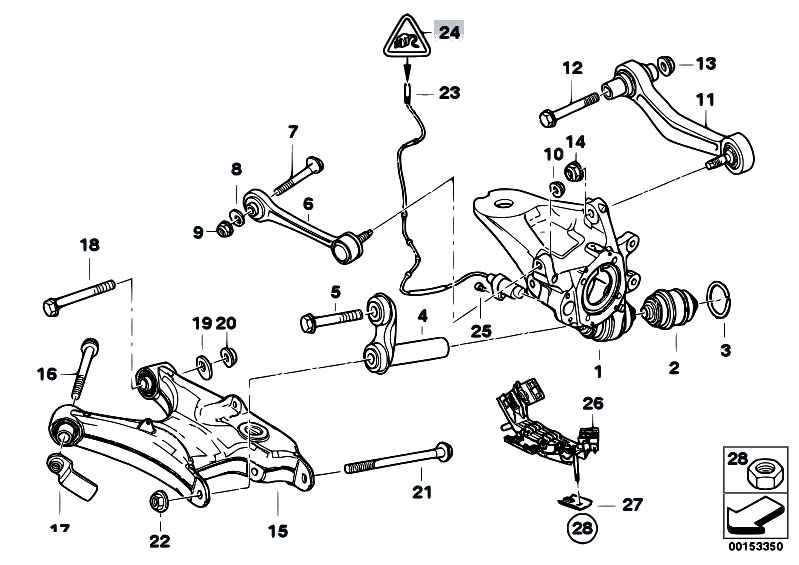 Bmw X5 Ball Joint Diagram, Bmw, Free Engine Image For User