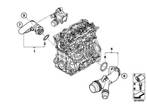 Bmw n42 engine diagram