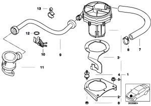 Original Parts for E36 316i 19 M43 Compact  Engine