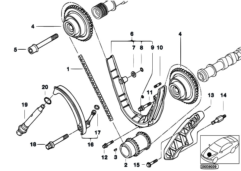 M62 Engine Diagram
