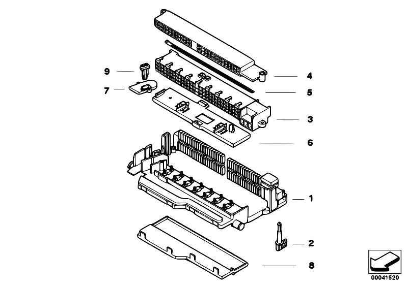 Original Parts for E46 323Ci M52 Coupe / Vehicle