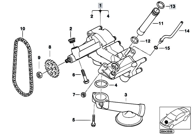 2005 Bmw 545i Fuse Diagram