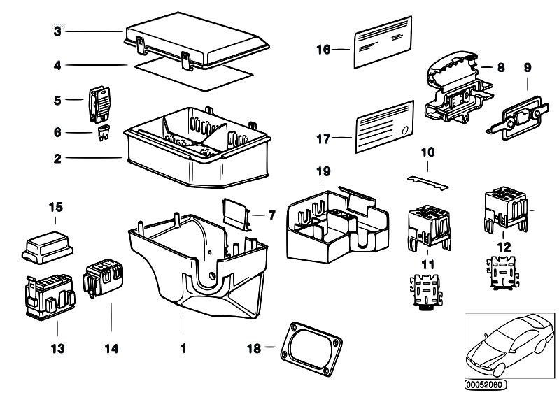 Bmw 840ci Fuse Box. Bmw. Auto Wiring Diagram