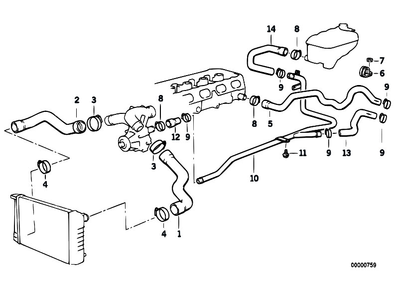 E36 Bmw Engine Diagram