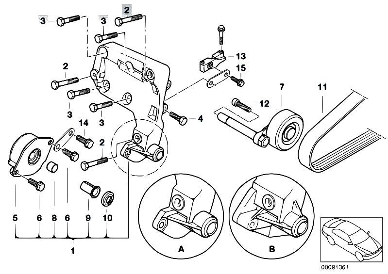 Original Parts for E53 X5 3.0d M57 SAV / Heater And Air