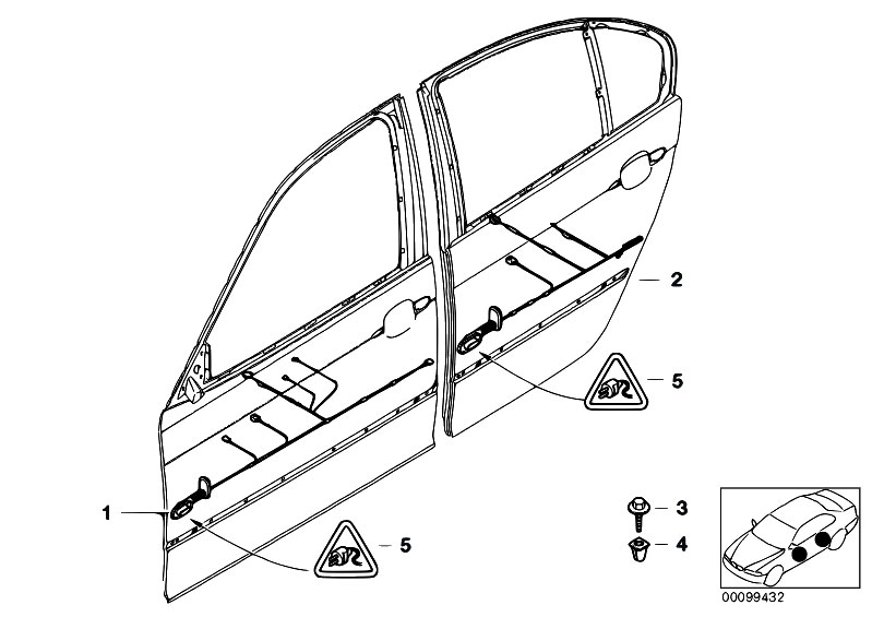Original Parts for E46 320i M54 Touring / Vehicle
