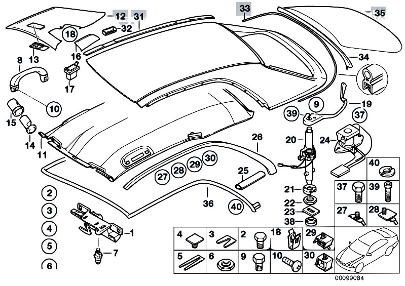 Wiring Diagram E30 M3