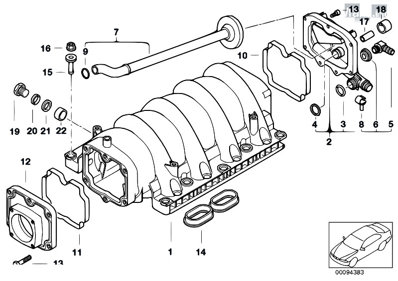Circuit Electric For Guide: 2005 bmw 530i engine diagram