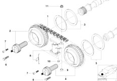 Bmw E39 Water Pump Diagram, Bmw, Free Engine Image For