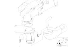 Original Parts for E39 525tds M51 Touring / Fuel