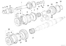 Bmw M40 Engine 1993 BMW 318I Engine Wiring Diagram ~ Odicis
