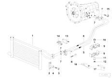 Original Parts for E39 525tds M51 Touring / Radiator