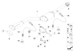Bmw 5 Series Rear Suspension Diagram Jaguar X-Type Rear