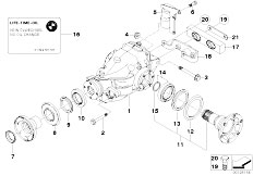 Bmw E46 Differential Diagram, Bmw, Free Engine Image For