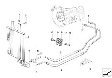 Original Parts for E36 320i M52 Coupe / Radiator/ Radiator