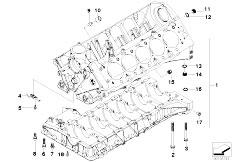 Original Parts for E60 M5 S85 Sedan / Engine/ Vanos