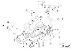 Original Parts for E46 330Ci M54 Coupe / Manual