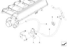 Original Parts for E46 330d M57 Touring / Engine/ Cooling
