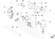Bmw M52 Engine Diagram, Bmw, Free Engine Image For User