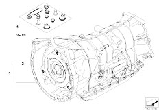 Original Parts for E61N 530xi N53 Touring / Automatic