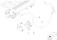 Original Parts for E46 320d M47 Touring / Engine/ Cooling
