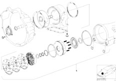 Original Parts for E46 316i 1.9 M43 Sedan / Automatic