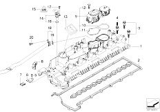 Bmw Lower Air Intake Diagram, Bmw, Free Engine Image For