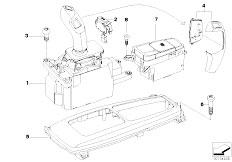 Original Parts for E70 X5 4.8i N62N SAV / Gearshift/ Gear