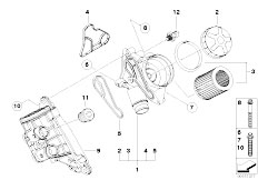 N54 Engine Diagram, N54, Free Engine Image For User Manual