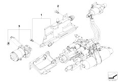 Original Parts for E60 530i N52 Sedan / Manual