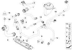 Bmw 525xi Engine, Bmw, Free Engine Image For User Manual