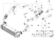 Original Parts for E91N 335i N54 Touring / Fuel