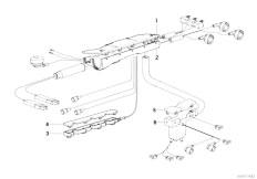 Original Parts for E36 318is M42 Sedan  Engine Electrical