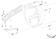 Original Parts for E60N 520i N43 Sedan / Automatic