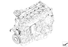 Original Parts for E92 330d N57 Coupe / Engine/ Timing